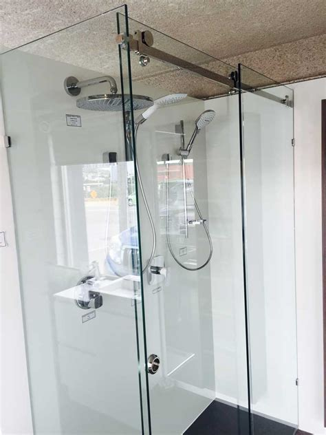 frameless bath shower screen 10mm frameless opto sliding shower screen 1500 x 900mm