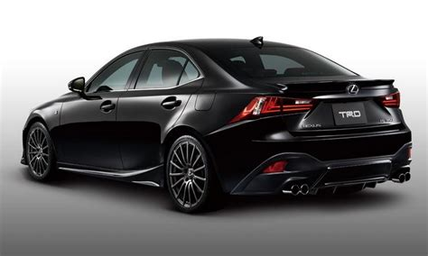 2014 Lexus Is By Toyota Racing Development