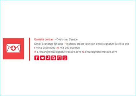 layout of email signature quot the professional quot email signature made by email signature