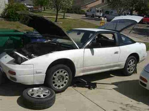92 nissan 240sx parts find used 92 nissan 240sx 5 speed manual s13 delivery