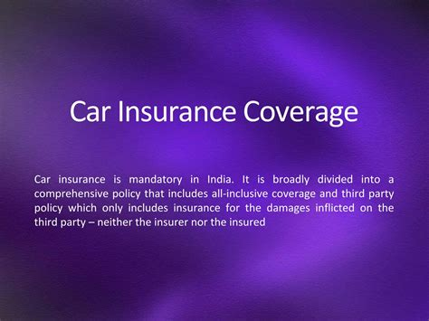 Compare Car Insurance Policy by Car Insurance Coverage By Compare Insurance Issuu