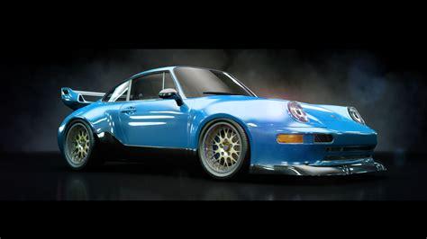 Model Porsche 911 by Porsche 911 Gt2 3d Model Max Cgtrader