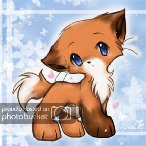 Anime Fox by Anime World Ooc Out Of Character
