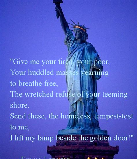 Give Me Your Guesses by Quot Give Me Your Tired Your Poor Your Huddled Masses