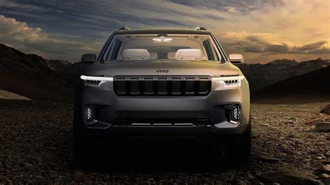 Jeep 2020 Lineup by 2020 Jeep Wagoneer Details Photos Grand
