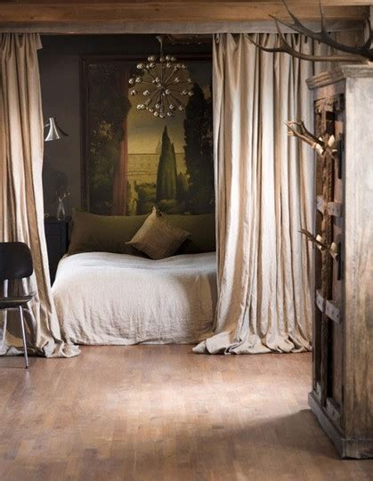 dividing a bedroom with curtains curtain room dividers