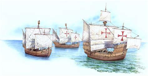 barcos de cristobal colon la niña la pinta yla santa maria historia del descubrimiento de am 233 rica nuestros hijos