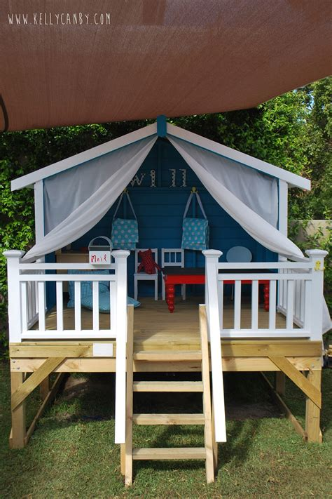 Cheap Home Decorating Ideas Diy cubby house