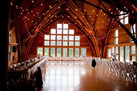Bramble Hill Farm wedding in Amherst MA