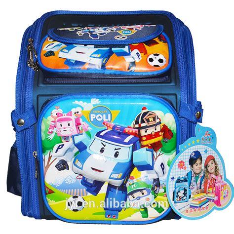 Backpack Set 3 In 1 C015 Ransel Karakter Mickey Tas Karakter gambar gambar mewarnai robocar poli murid 17 kartun di
