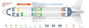 seat map air canada seat map airbus a319 100 air canada best seats in plane