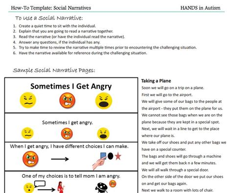 social story templates 169 best images about social stories on social