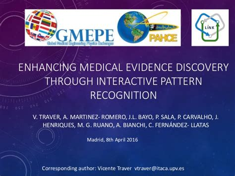 evidence pattern recognition enhancing medical evidence discovery through interactive