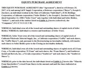 Startup Founder Agreement Template Equity Agreement Template 7 Agreement Letter Template
