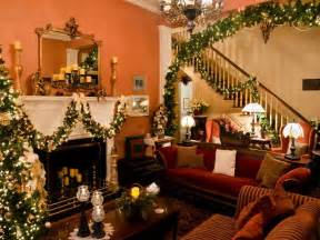 Christmas Home Interiors by Decorated Houses For Christmas Beautiful Christmas