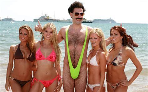 Swimsuit Banana Hammock World