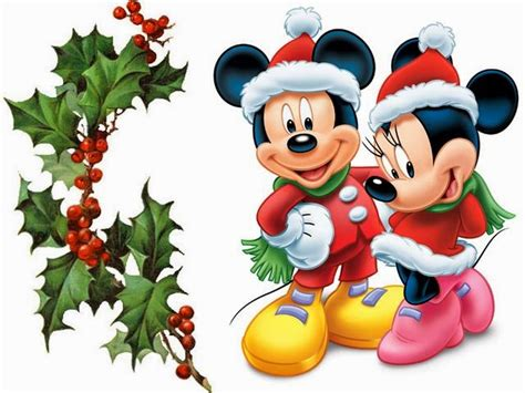 christmas cartoon characters clipart 44