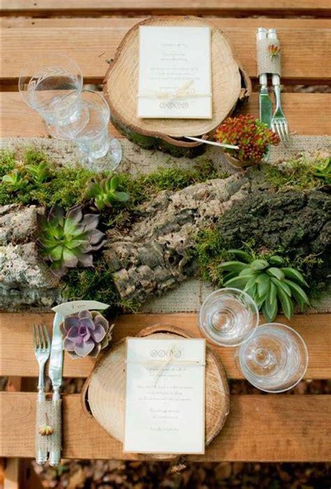 whimsical woodland centerpiece ideas