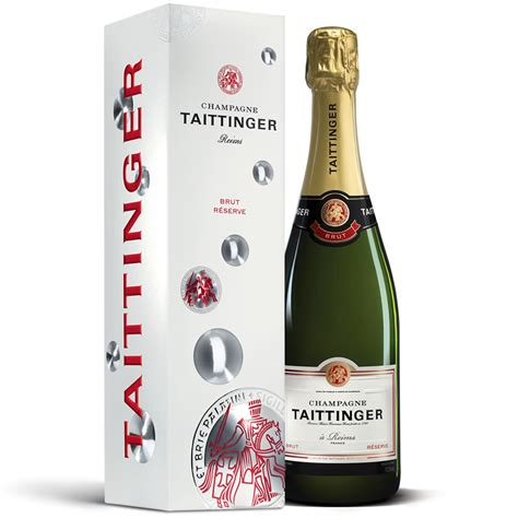 Incredible Houses by Taittinger Brut Reserve Nv 75cl 3 0l Gift Box Buy