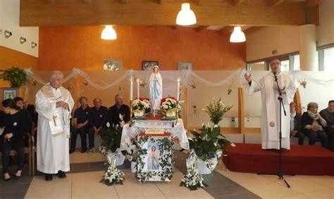 casa di riposo vedelago peregrinatio mariae alla casa di riposo di vedelago foto