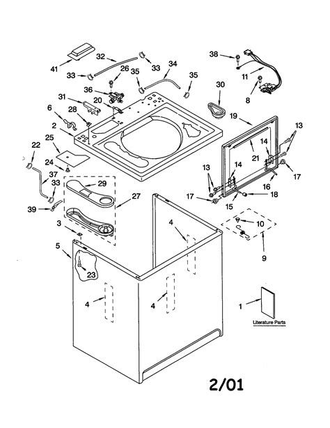 kenmore 70 series washer parts diagram kenmore 800 series washer schematic get free image about