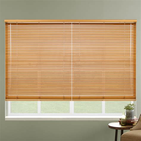 Wood Mini Blinds Wood Mini Blinds Windows Home Ideas Collection