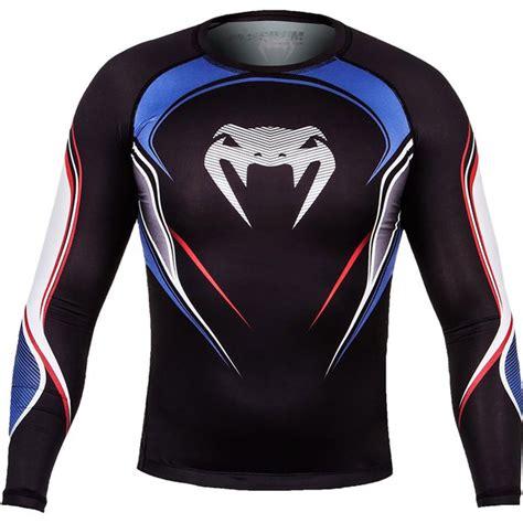T Shirt Venum Fight Usa Black venum usa compression shirt