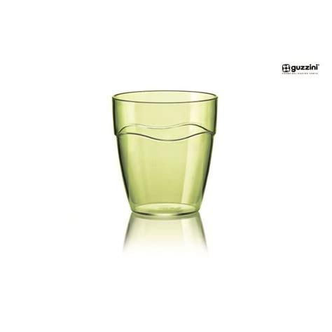 guzzini bicchieri guzzini forme casa bicchiere verde 350 cc
