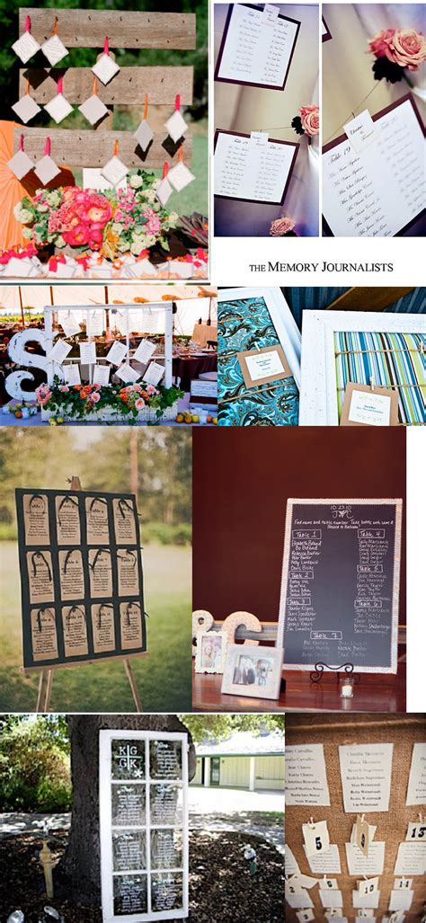 27 creative seating chart ideas your guests will creative wedding seating charts