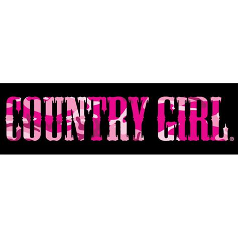 Country Bumper Stickers