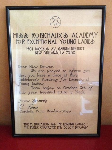 Acceptance Letter From American 63 Best Images About Miss Robichaux S Academy For Exceptional On