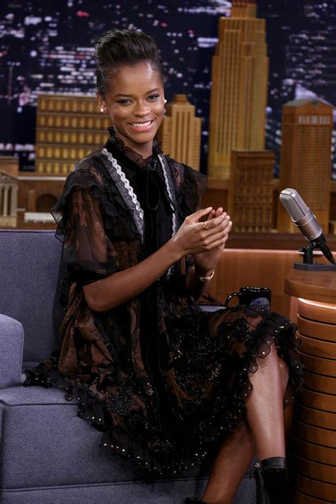 letitia wright tv series letitia wright is delightful on good morning america and