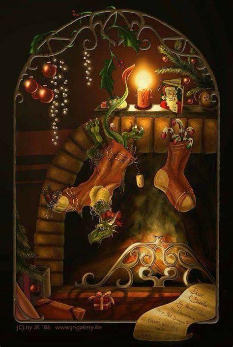 christmas dragon hatchling egg baby babies cute funny humor fantasy myth mythical mystical