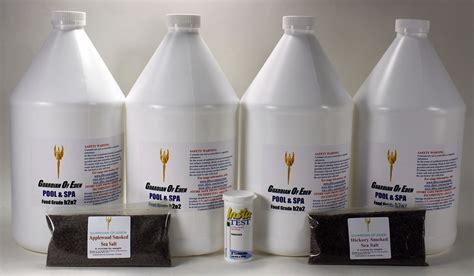 Food Grade Hydrogen Peroxide Detox Bath by Guardian Of