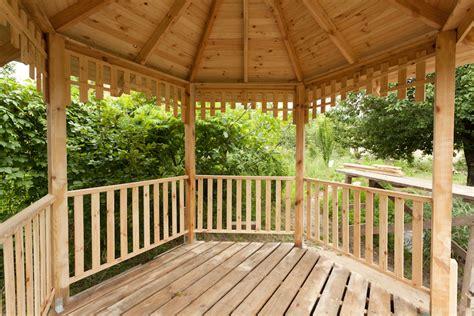 tettoia cer struttura gazebo in legno 28 images il gazebo in legno