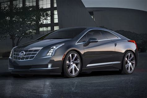 cadillac elr electric car 2014 cadillac elr extended range ev mikeshouts