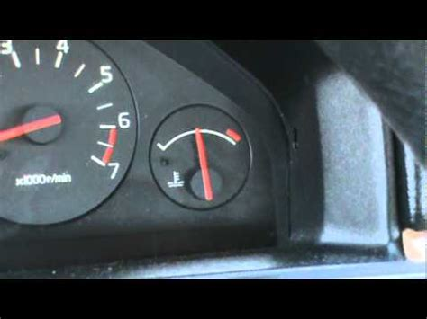 volvo  twitchy temperature gauge youtube
