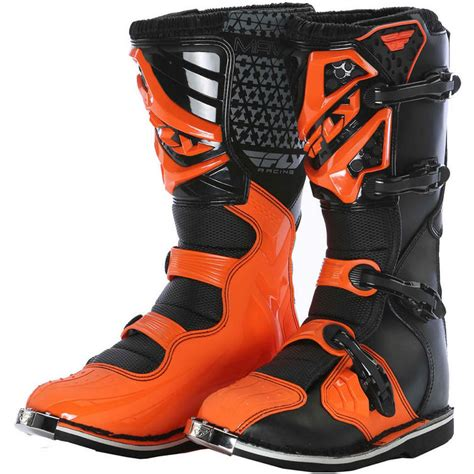fly maverik motocross boots fly racing 2016 youth maverik motocross boots boots