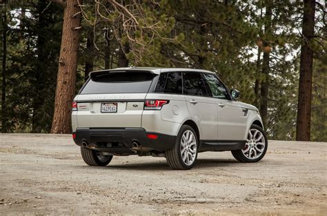2015 Land Rover Range Rover Sport Supercharged Review