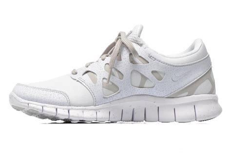 nike  run  prm mens shoes whitewhite lght ash gry