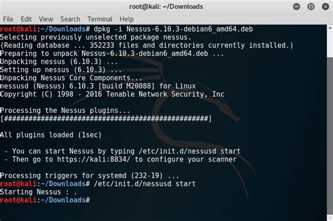 kali linux nessus tutorial nessus activation code installation tenable autos post