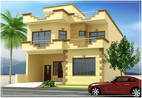 Small Home Front Elevation 3d Front Elevation Pakistan Beautiful Front Elevation