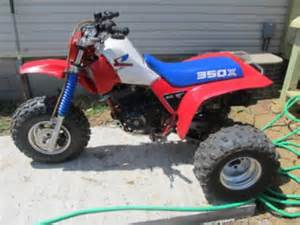 1987 Honda 350x For Sale 87 Honda 350x