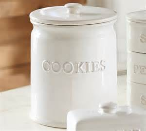 kitchen jars and canisters cookie jar traditional kitchen canisters and jars sacramento by pottery barn