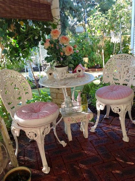 Tea Set Shabby 15 Pcs Nakami shabby chic porch ideas