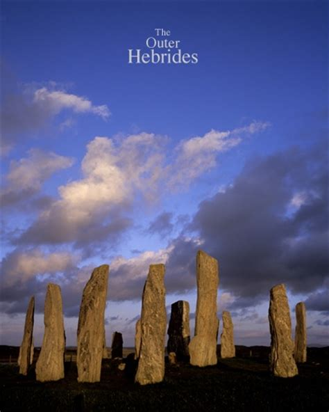 Roster Outer the outer hebrides scotland uk uk