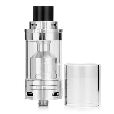 Gemini Rta Rebuildable Tank Atomizer Black Authentic Vaporesso buy authentic vaporesso gemini mega rta rebuildable atomizer black stainless steel