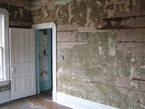 How To Build A New Interior Wall by Eureka Restoration New Walls Drywall Up And Painted One Year Later