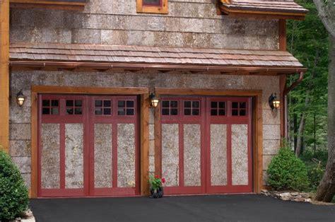 Overhead Door Hickory Nc Wood Garage Doors Boone Nc Hickory Nc Ballard Custom Doors