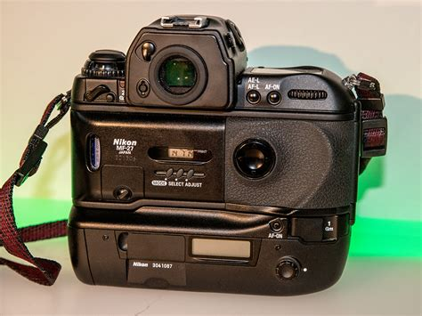 nikon f5 nikon f5 accessories and additional battery power